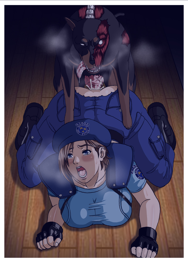 pirate resident evil revelations jill Five nights at anime 1