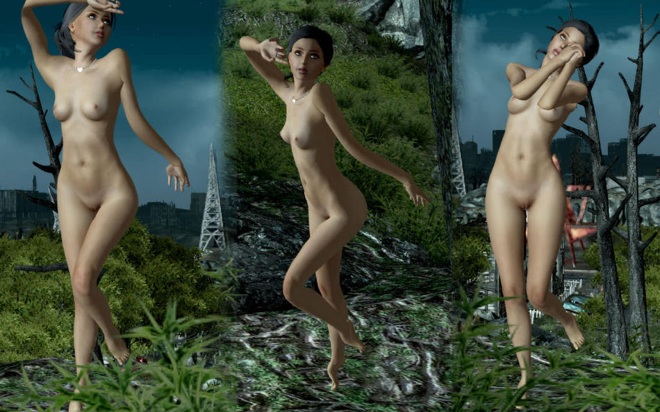 mod fallout 4 female nude Star and the force of evil