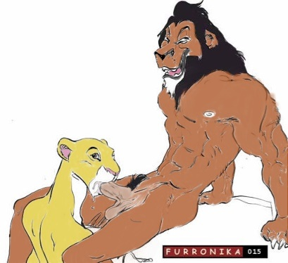 the lion from sarafina king Highschool of the dead nsfw