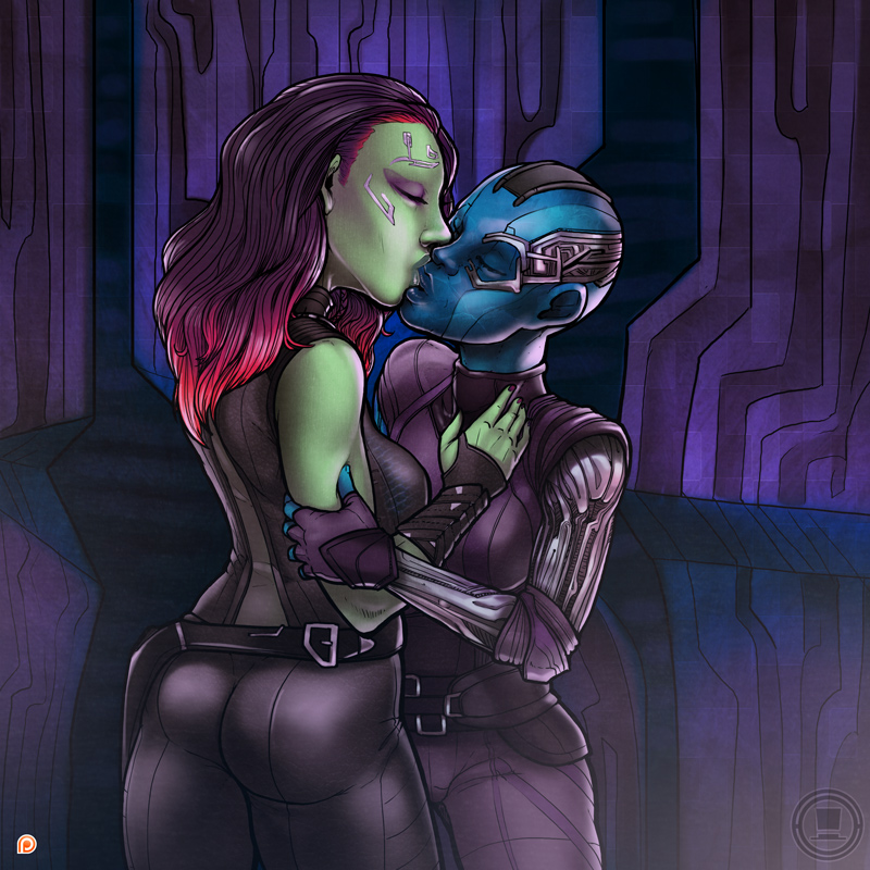galaxy gamora hentai guardians the of Pictures of storm the superhero