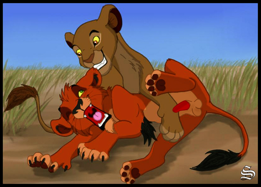 king sarafina lion the from Foxy and mangle having sex