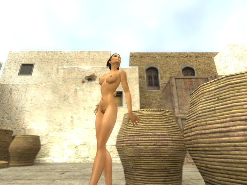 mod 4 nude fallout female Syri trials in tainted space