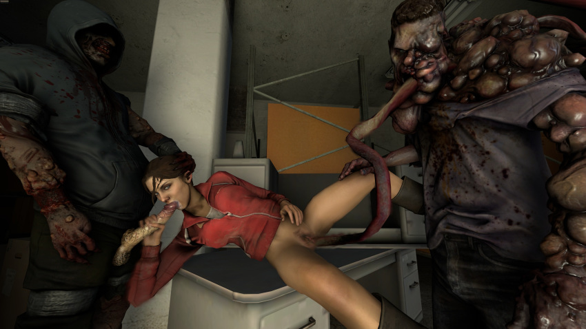 1 hunter left 4 dead Alps and the dangerous forest ryona
