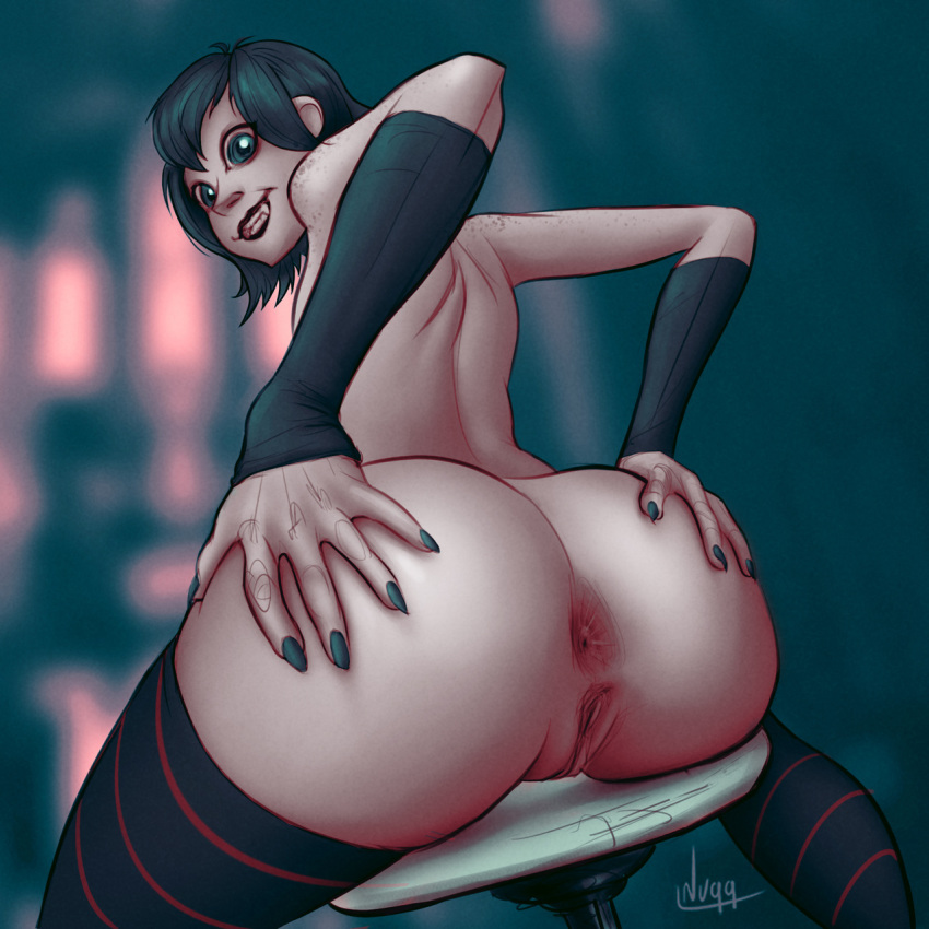 transylvania hotel from mavis naked Bloodstained ritual of the night