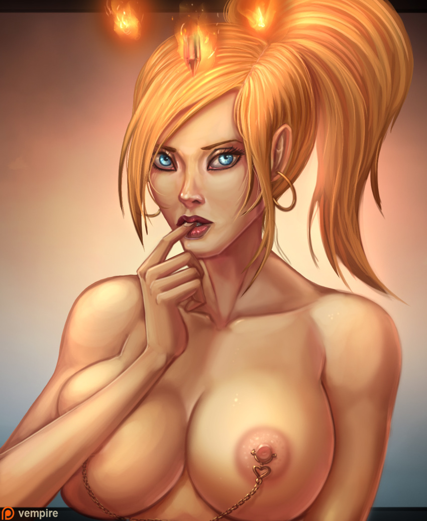 human world of warcraft female Lost in space
