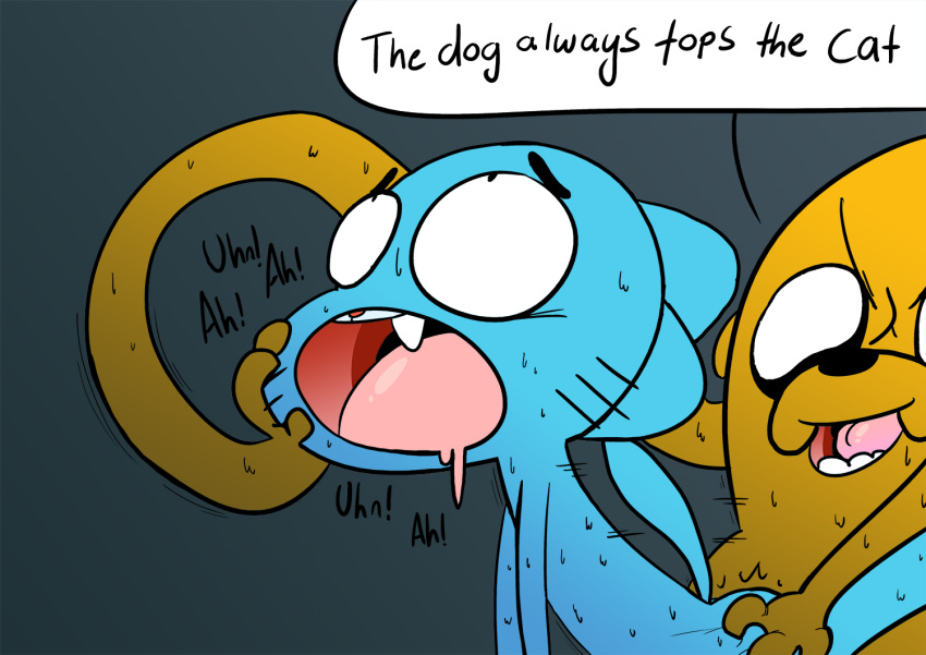 gumball the gripes the world amazing of Lord of vermilion tv tropes