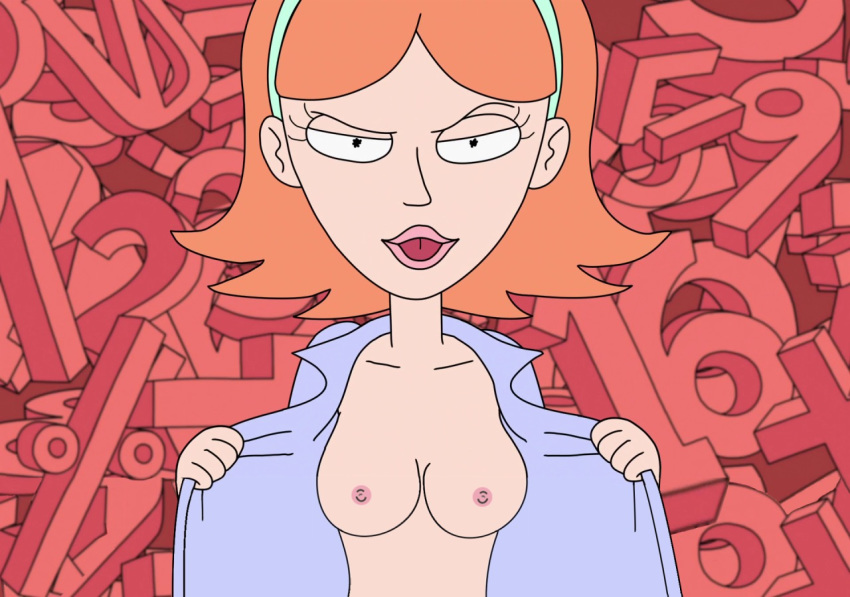and summer nude morty rick How to summon a succubus easy