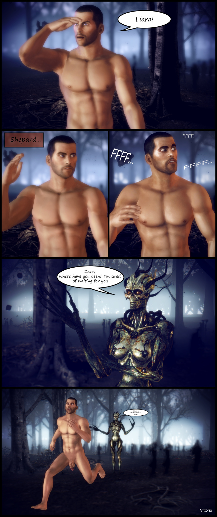 mass in effect jack 3 Mighty the armadillo and honey the cat