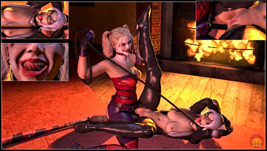 and quinn porn harley deadpool Friday the 13th game ass