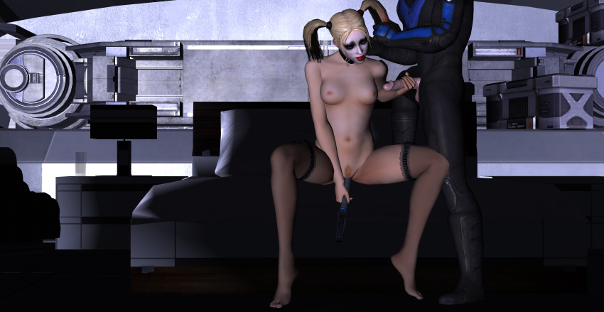 and nightwing harley quinn porn The last airbender earth bending